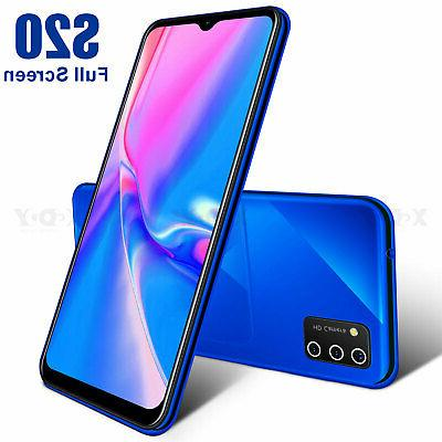 S20 2020 Cell Phone Android 9.0 Smartphone Dual SIM Core