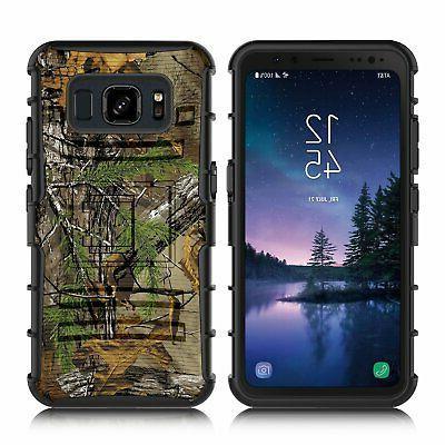 Samsung Case Holster Shockproof Clip