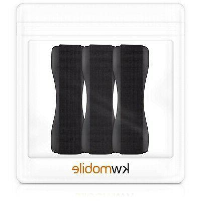 kwmobile Smartphone Finger Grip, Set