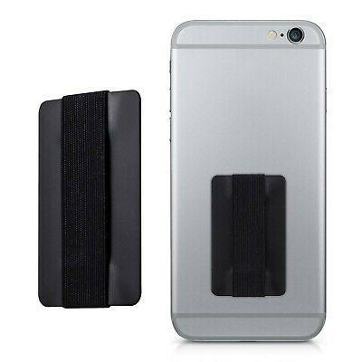 kwmobile Finger Phone Holder Strap for