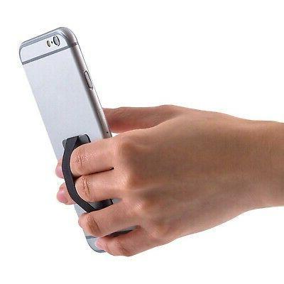 kwmobile Elastic Finger Grip Holder