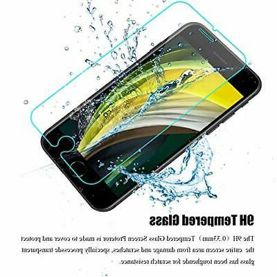 Tempered SE 2020 7 Protector Anti-Scratch 3D