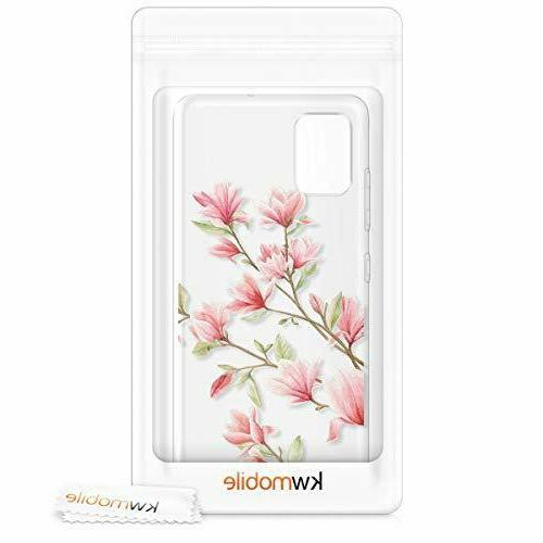 kwmobile TPU for Samsung Galaxy - Crystal Clear Smartphone...