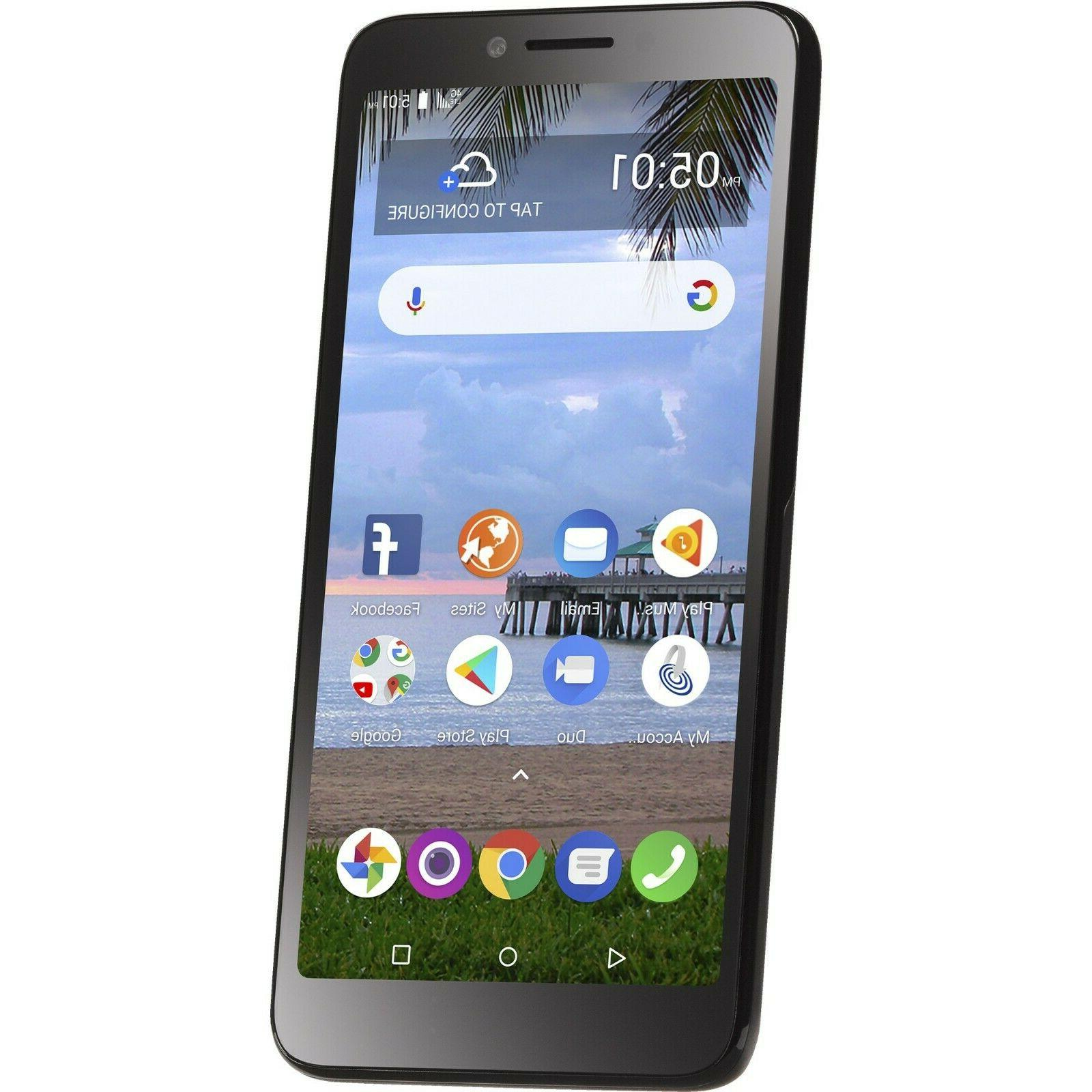 Tracfone TCL A1 LTE Cell Phone