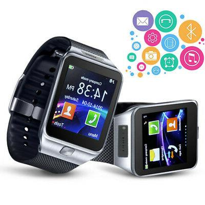 NEW!! Stylish SmartWatch Phone  Android Watch OS + Built In