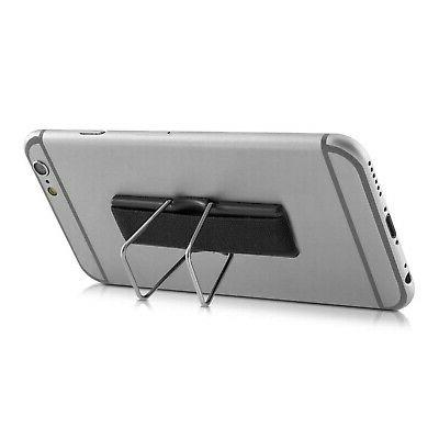 kwmobile Universal Elastic Holder with Stand