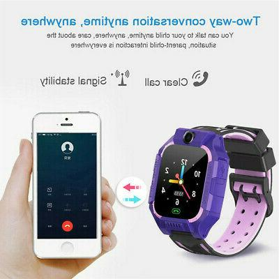 Waterproof Anti-lost GSM Smart Locator Children GPS h