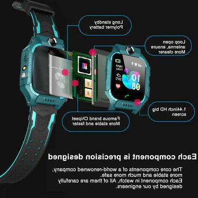 Waterproof Anti-lost GSM Smart Phone Watch Locator h