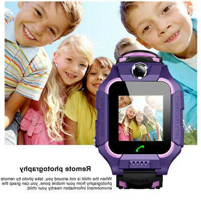 Waterproof Anti-lost GSM Smart Touch Locator GPS ! h
