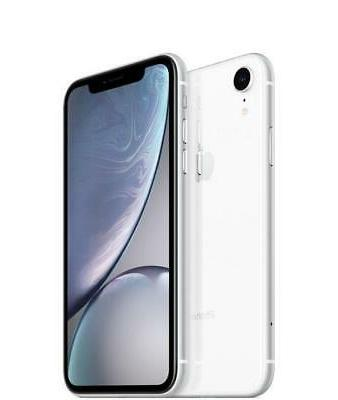 white iphone xr 64gb a1984 mt312ll a