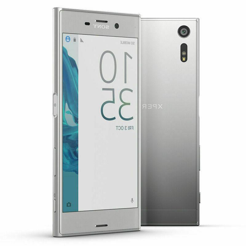 Sony GSM Unlocked 4G LTE Android