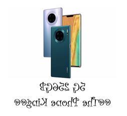 Huawei Mate 30 Pro 5G 256GB Mobile Phone Bundle Unlocked BRA