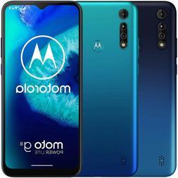 "Motorola Moto G8 Power Lite XT2055-2 64GB 4GB RAM  6.5"""