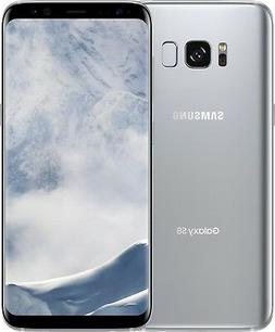 New In Box Samsung Galaxy S8 SM-G950U 64GB Arctic Silver For