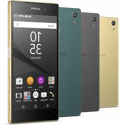 New in Box Sony Xperia Z5 - Worldwide Unlock Smartphone E665