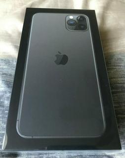 Apple iPhone 11 PRO MAX 256GB Space Gray FACTORY UNLOCKED C