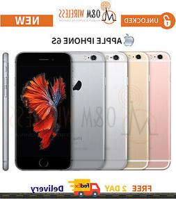 NEW Apple iPhone 6S 16/32/64/128GB  All Colors