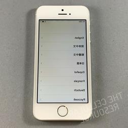 NEW Apple iPhone SE 32GB Silver Verizon Unlocked A1662 CDMA