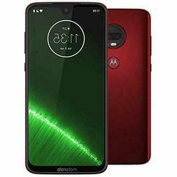 "New Motorola Moto G7+ Plus  6.2"" Dual SIM 4G LTE GSM Unlocke"