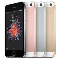 New Sealed Apple iPhone SE 16GB 32GB 64GB 128GB CDMA GSM Unl