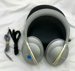 Bose Noise Cancelling Headphone 700  - Luxe Silver *Distress