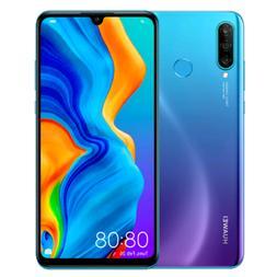 HUAWEI NOVA 4e 128GB  Dual SIM 6.15in 32 MP 3D Curved Blue