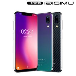 UMIDIGI One Pro SmartPhone Dual 4G Unlocked 64GB 4GB Octa-co