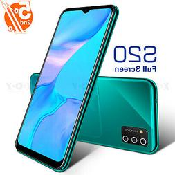 S20 2020 New Unlocked Cell Phone Android 9.0 Smartphone Dual