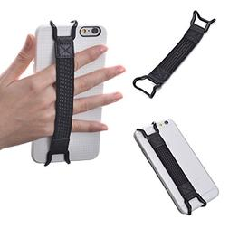 TFY Security Hand strap Holder for iPhone X / 8 / 8 Plus - i