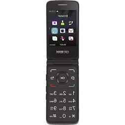 Total Wireless Alcatel MyFlip 4G Prepaid Flip Phone