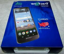 "Tracfone Motorola Moto G6 32GB 5.7"" 4G LTE Prepaid SmartPhon"