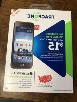 tracfone rebel 3 4g lte prepaid smartphone