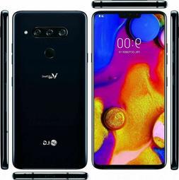 LG V40 ThinQ  64GB Aurora Black GSM Unlocked Smartphone V405