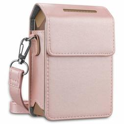Vegan Leather Case Bag Cover For Fujifilm Instax SHARE SP-2