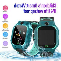 Waterproof Anti-lost GSM SIM Smart Phone Touch Watch  Locato