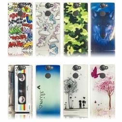 Sony Xperia XA2 Silicone Case Smartphone Case Protective She