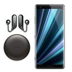 Sony Xperia XZ3 Unlocked Smartphone - Xperia Ear Duo , 64GB