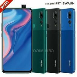 """HUAWEI Y9 Prime 2019  6.59"""" Dual SIM GSM Unlocked US + Globa"""