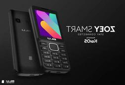 Blu Zoey Smart Unlocked Dual SIM Cell Phone With KAIOS Opera